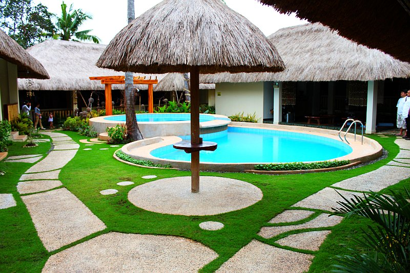 Panglao Island Bohol Resort Chiisai Natsu Resort in Bohol