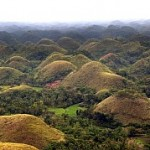 <b>Chocolate Hills in Carmen</b>