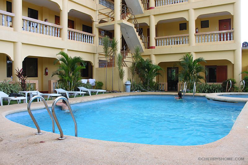 Alona Panglao Bohol Budget Hotel Resort Packages Cherrys Home Info Bohol