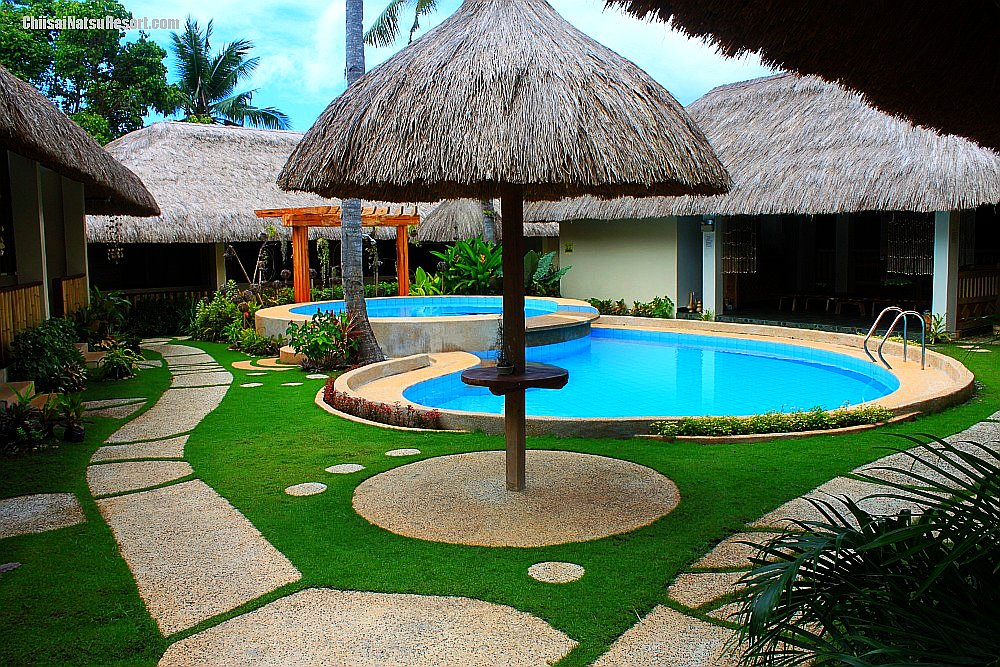 Panglao Island Bohol Resort Chiisai Natsu Resort in Bohol Philippines