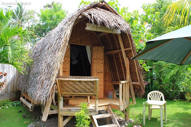 Bohol budget hotels and resorts for travelers on a budget for Small house budget philippines