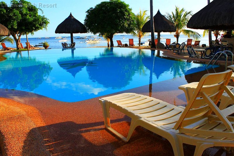 Linaw Beach Resort Panlo islad ohol Philppines