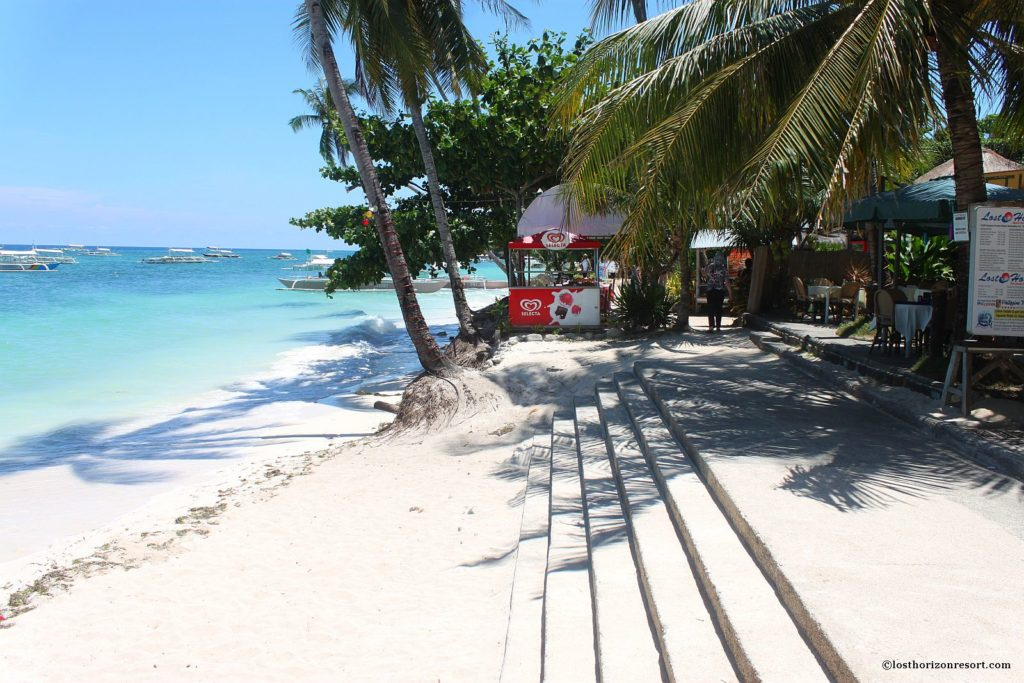 Alona Beach Lost Horizon Beach Resort Bohol Beach Resorts