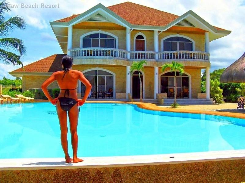 Linaw Beach Resort And Restaurant Panglao  Bohol