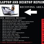 <b>Computer &amp; Laptop Repair &amp; Services</b>