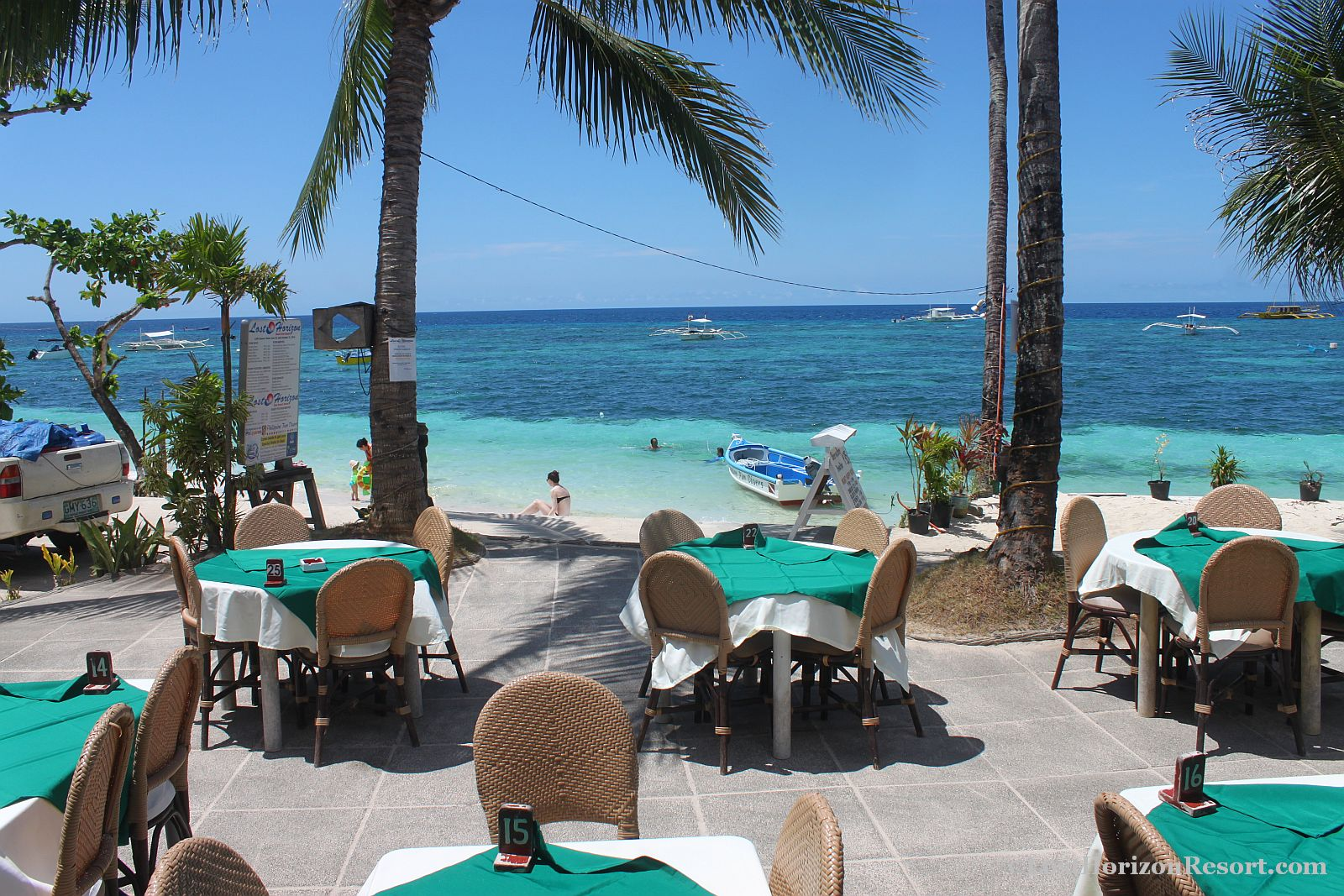 Alona Beach Burger Best Restaurant in Alona Beach Info Bohol