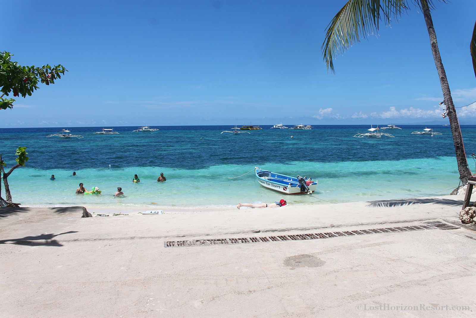 The Best of Alona A White Beach Experience Info Bohol