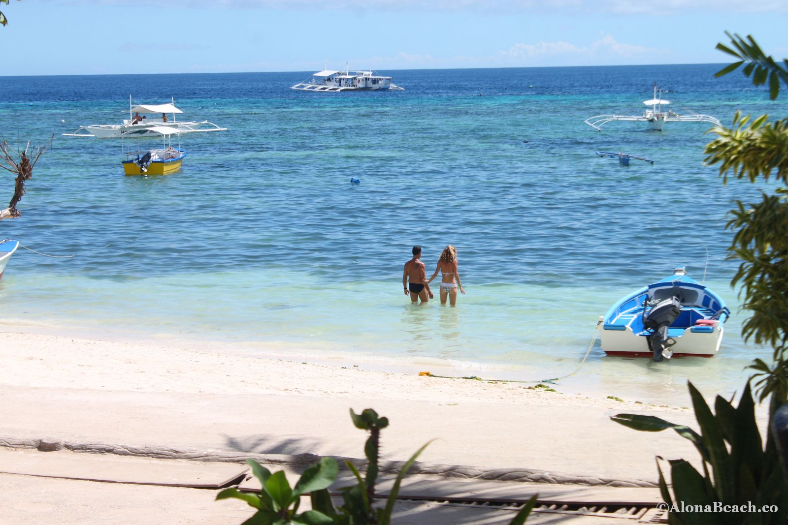 Low travel season here in Bohol